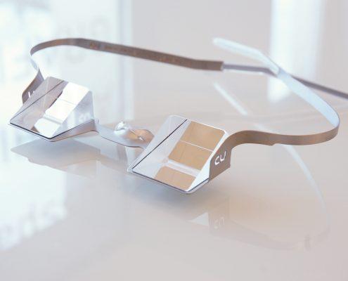 Die Sicherungsbrille